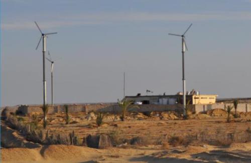 Etude de faisabilité pour la promotion de la fabrication d'éoliennes au Bénin